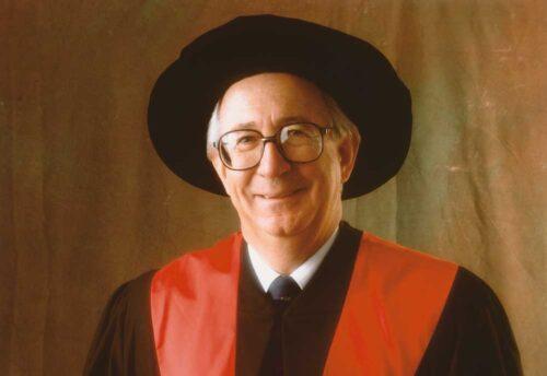 Professor Don Watts, WAIT director 1980–1986