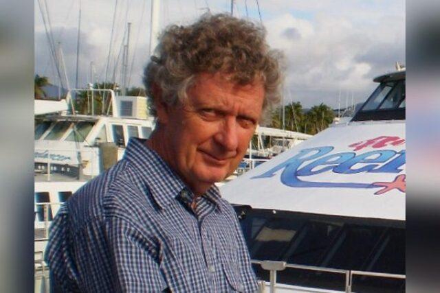 Geoff Rogers - Curtin University Alumnus