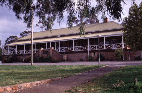 Muresk Agricultural College - Curtin University