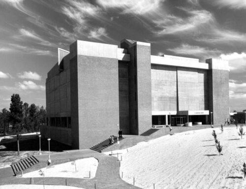 Robertson Library 1972 - Curtin University