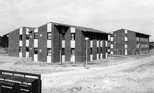 Rotary International House, 1977