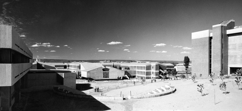 Curtin campus, 1967
